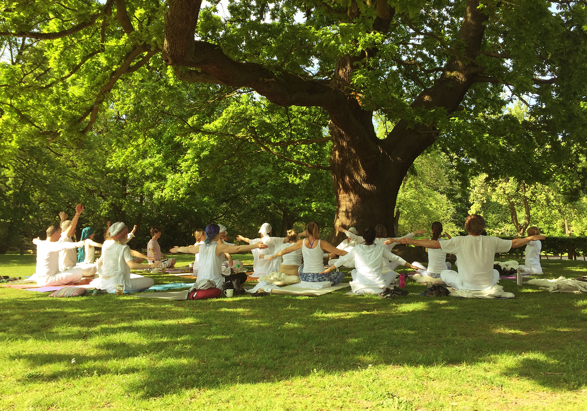 Level 1 Kundalini Yoga Teacher Training London